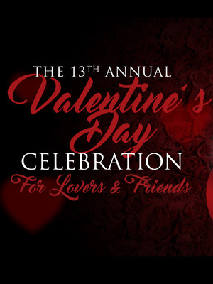The 13th Annual Valentines Day Celebration for Lovers and Friends at Fabulous Fox Theater