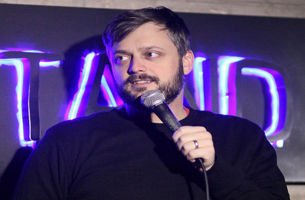 Nate Bargatze, Dreyfoos Concert Hall, West Palm Beach