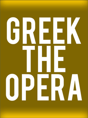 Greek the Opera Poster