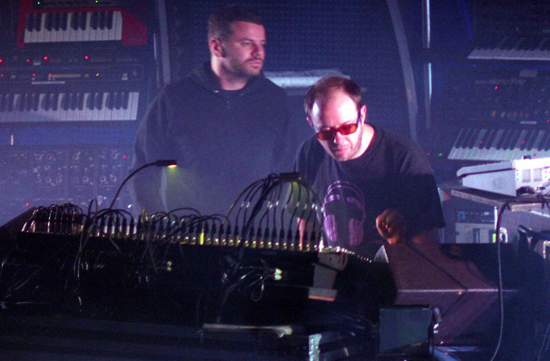 The Chemical Brothers, West Side Tennis Club, Brooklyn