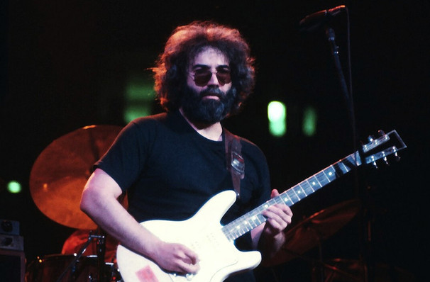 A Tribute to Jerry Garcia, The Warfield, San Francisco