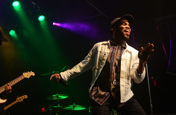 Anderson Paak, WaMu Theater, Seattle