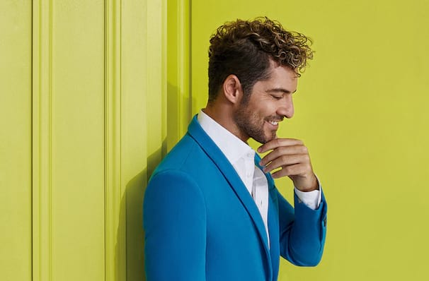 David Bisbal, Majestic Theater, Dallas