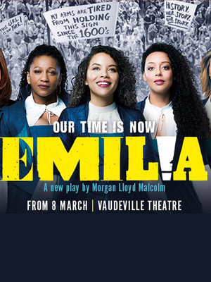 Emilia at Vaudeville Theatre