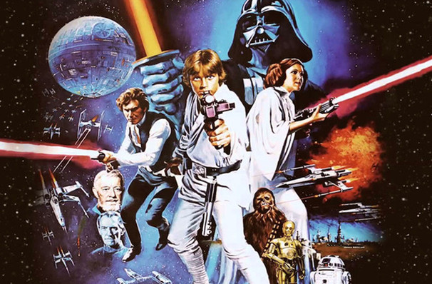 Louisville Orchestra Star Wars In Concert, Whitney Hall, Louisville