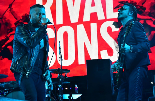 Rival Sons dates for your diary