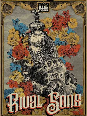 Rival Sons at House of Blues