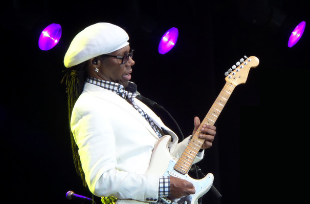 July 4th Fireworks Spectacular Nile Rodgers and Chic, Hollywood Bowl, Los Angeles