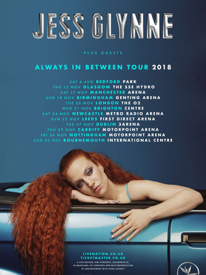 Jess Glynne at Vic Theater