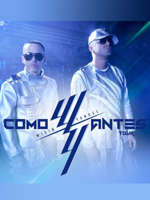 Wisin y Yandel, Pavilion at the Music Factory, Dallas