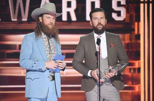 Brothers Osborne's one night visit to Costa Mesa