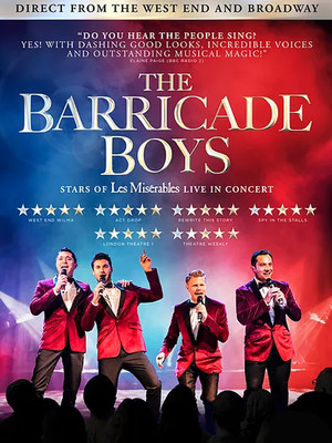 The Barricade Boys Poster
