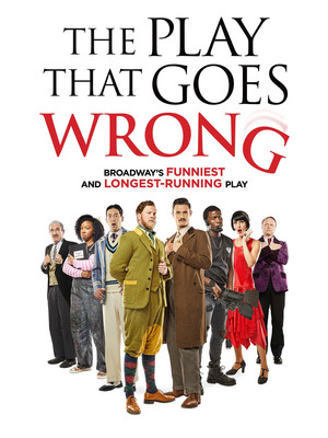 The Play That Goes Wrong Poster