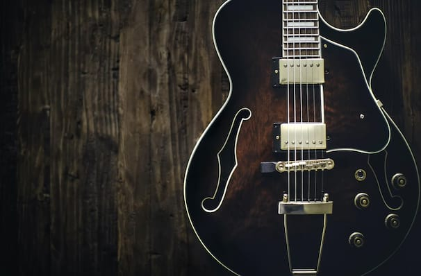 Allman Betts Band, Carnegie Library Music Hall Of Homestead, Pittsburgh