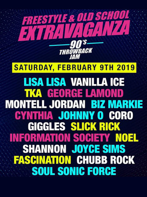 Freestyle Extravaganza Poster