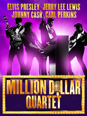 Million Dollar Quartet at Lower Ossington Theatre - Stage 1