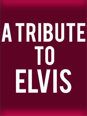 A Tribute to Elvis Poster
