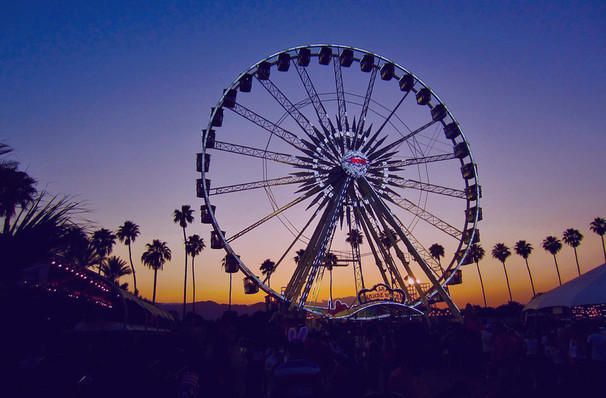 Coachella Music Festival, Empire Polo Field, Palm Desert