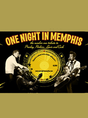 One Night in Memphis Poster