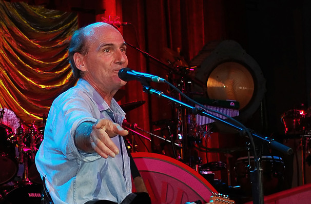 James Taylor, The Colosseum at Caesars, Las Vegas