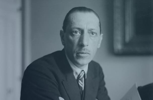 Pennsylvania Ballet All Stravinsky Program, Merriam Theater, Philadelphia