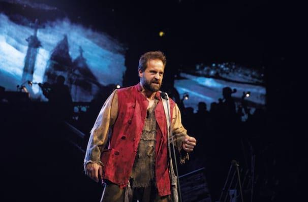 Les Miserables, Gielgud Theatre, London