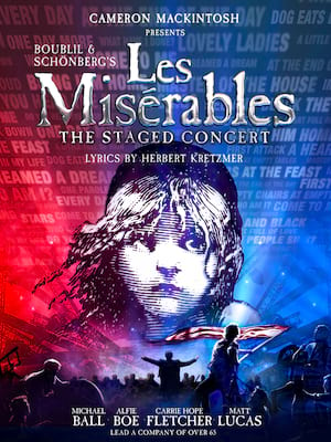 Les Miserables at Gielgud Theatre