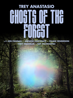 Ghosts of the Forest - Trey Anastasio Poster