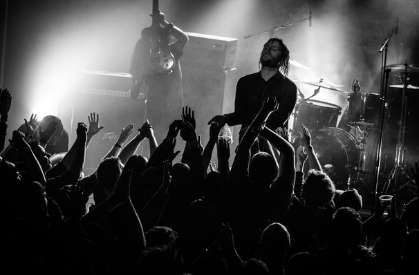 Deafheaven and Baroness, Knitting Factory Spokane, Spokane