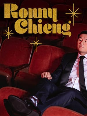Ronny Chieng at Plaza Theatre