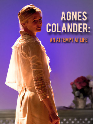Agnes Colander: An Attempt at Life Poster