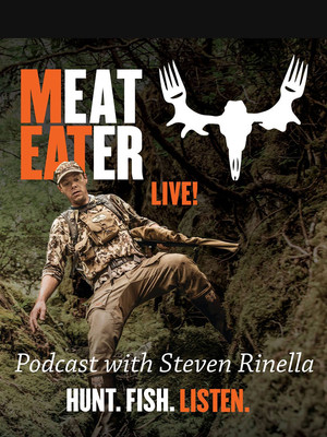 MeatEater Podcast at Ikeda Theater