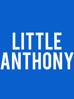 Little Anthony Poster