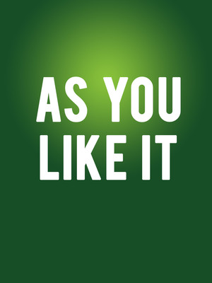As You Like It at Wurtele Thrust Stage