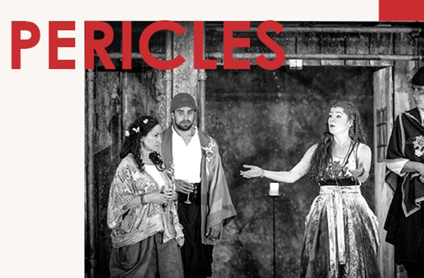 Pericles, Shakespeares Globe Theatre, London