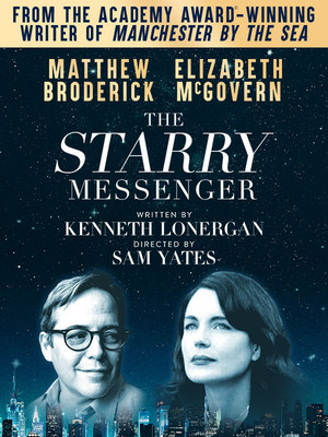 The Starry Messenger, Wyndhams Theatre, London