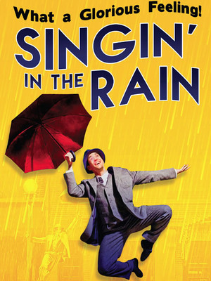 Singin in the Rain at La Mirada Theatre