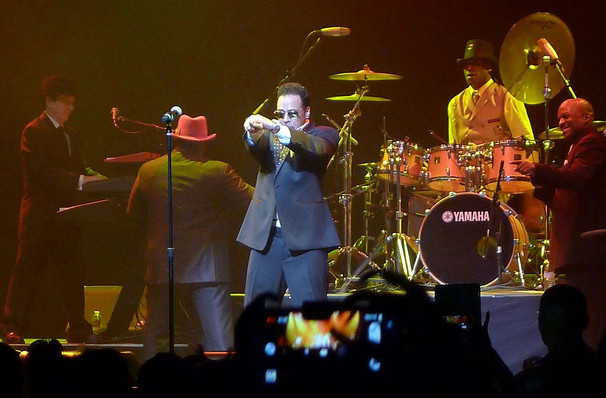 Funk n LA Morris Day and the Time Cameo Zapp SOS Band, Microsoft Theater, Los Angeles