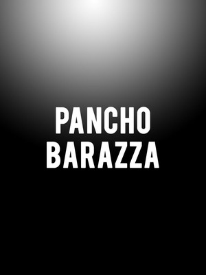 Pancho Barraza at Pavilion at the Music Factory