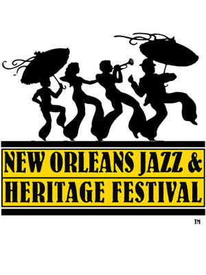 New Orleans Jazz Festival at New Orleans Fairgrounds