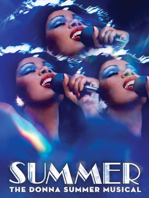 Summer The Donna Summer Musical, Golden Gate Theatre, San Francisco