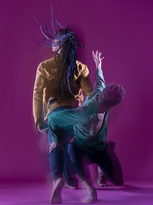 BalletBoyz - Them/Us Poster
