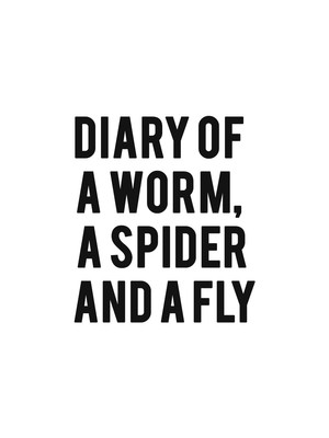 Diary of a Worm, a Spider and a Fly at Victoria Theatre