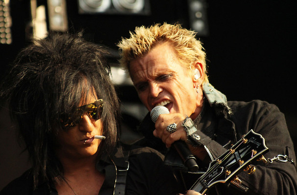 Billy Idol and Steve Stevens, Vogue Theatre, Vancouver