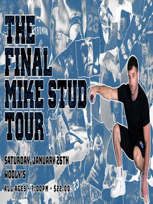 Mike Stud at Toads Place