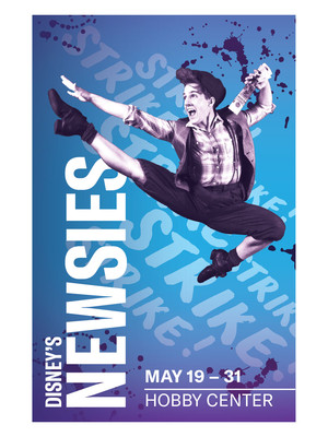 Disneys Newsies Poster