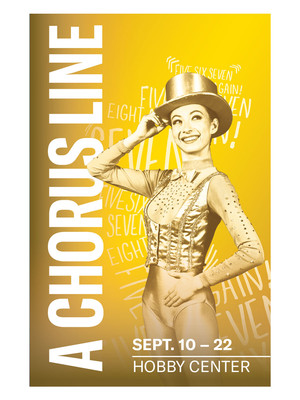 A Chorus Line at Sarofim Hall