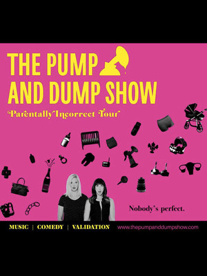 The Pump and Dump at Knitting Factory Spokane