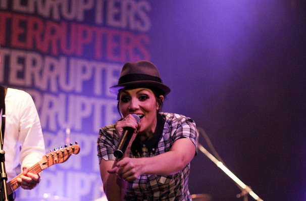 The Interrupters, Coors Event Centre, Saskatoon