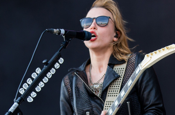 Halestorm, Brown County Music Center, Bloomington